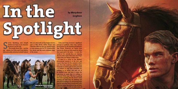 Australian Horseman Magazine March 2013
