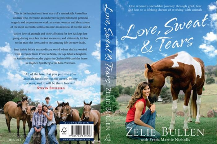 Love, Sweat & Tears: The Zelie Bullen Story